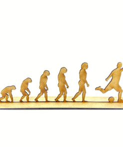 Evolution of Fußball