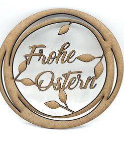 Osterkranz Holz