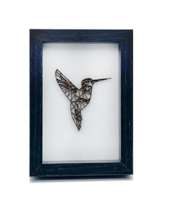 Kolibri 3D Rahmen