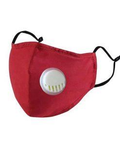 Filtermaske mit Atemschutz