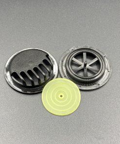 Ventil (SCHWARZ) für Atemschutzmaske