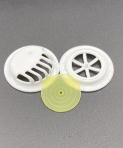 Ventil (WEISS) für Atemschutzmaske