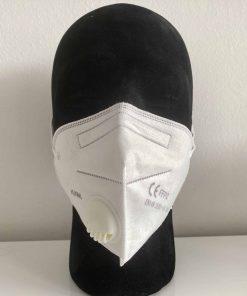 FFP2 Mundschutz Maske mit Ventil