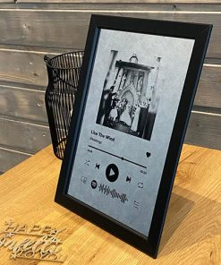 Spotify Mirror Art