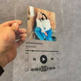 QR Code Music Cover
