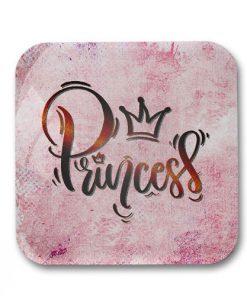 """Riesen Magnet aus Glas """"Princess"""""""
