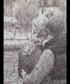 """Glass Art """"Ich liebe dich in 100 Sprachen!"""""""