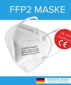 FFP2 Mundschutz Maske (5er/10er Pack)