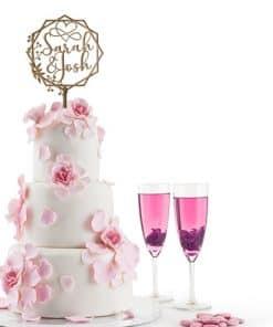 Kuchenstecker Hochzeit