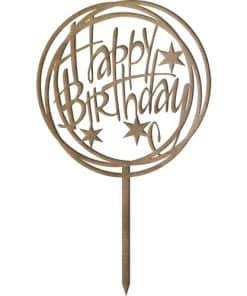 Kuchenstecker Geburtstag