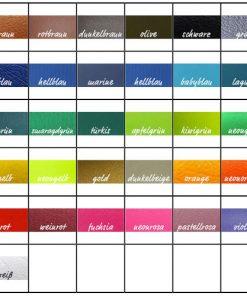 Farbwahl Biothane